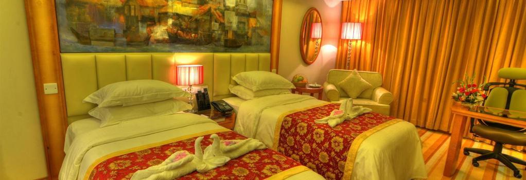 Six Seasons Hotel - 達卡 - 臥室
