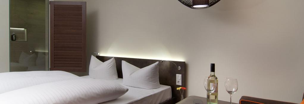 Hotel Herzog - 慕尼黑 - 臥室