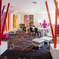 Hotel Da Vinci Lobby Lounge