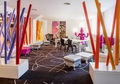 達文西酒店 - 米蘭 - 休閒室