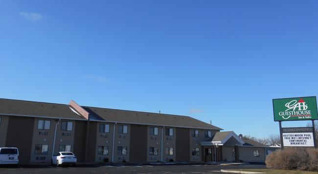 GuestHouse Inn & Suites Sioux Falls - 蘇福爾斯 - 建築