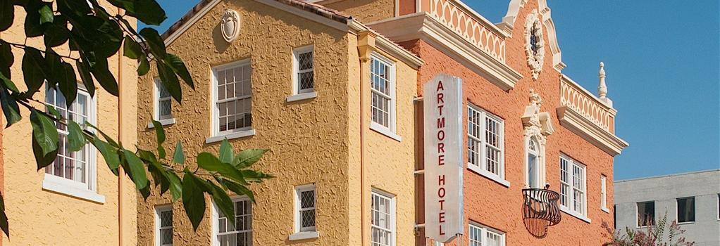 Artmore Hotel - Midtown - 亞特蘭大 - 建築