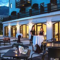 Alphotel Terrace/Patio