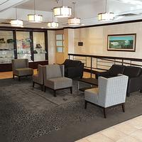Ramada Niagara Falls by the River Lobby Sitting Area