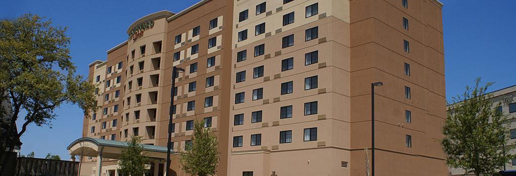 Courtyard by Marriott Houston Medical Center - 休斯頓 - 建築