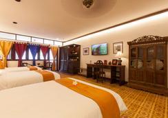 哈努曼阿拉亞精品酒店 - 暹粒 - 臥室