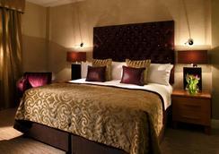 都柏林格雷沙姆RIU廣場酒店 - 都柏林 - 臥室