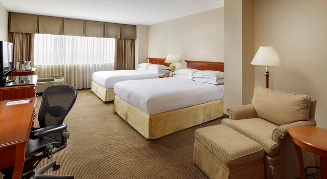 APA Hotel Woodbridge - 艾斯林 - 臥室