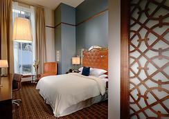 克勞福德酒店 - 丹佛 - 臥室