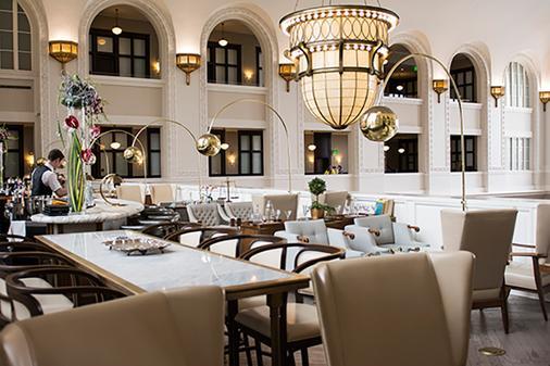 The Crawford Hotel - 丹佛 - 休閒室