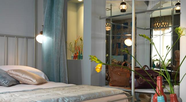 Hotel Ville sull'Arno - 佛羅倫斯 - 臥室