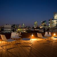 Brown TLV Urban Hotel Bar/Lounge