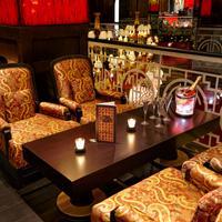 Buddha-Bar Hotel Budapest Klotild Palace Hotel Lounge