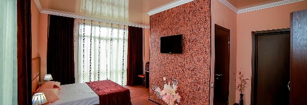 Hotel Vavilon - 格連吉克 - 臥室