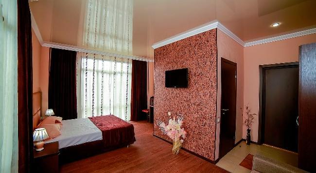 Vavilon Hotel - 格連吉克 - 臥室