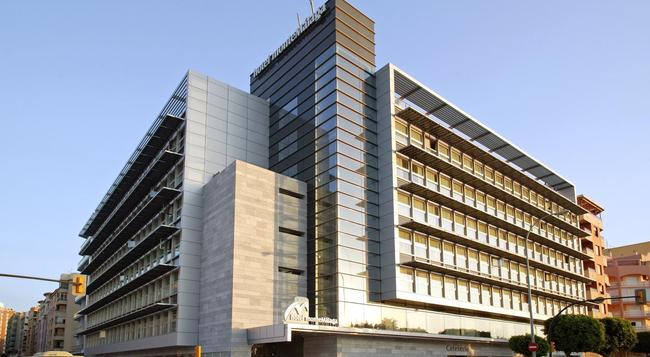 Hotel Ilunion Malaga - 馬拉加 - 建築