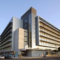 Hotel Ilunion Malaga Exterior