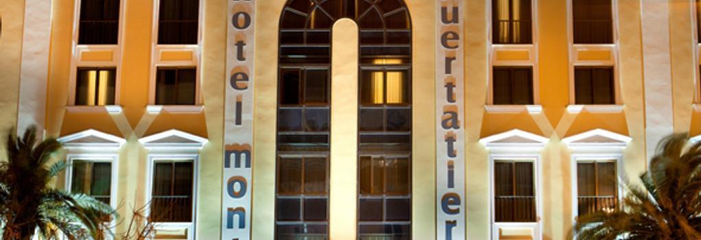 Hotel Monte Puertatierra - 加的斯市 - 建築