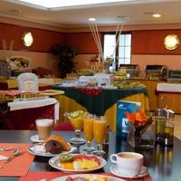 Hotel Monte Puertatierra Breakfast Area