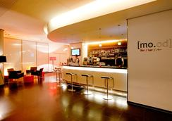 阿科納MO酒店 - 斯圖加特 - 酒吧