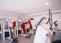 阿科納MO酒店 - 斯圖加特 - 健身房