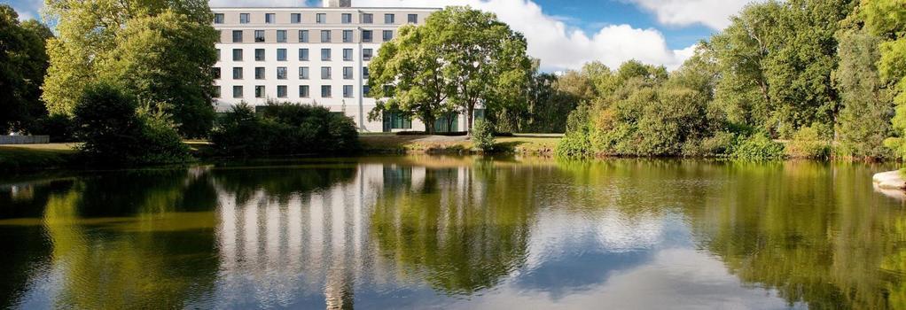 Steigenberger Parkhotel Braunschweig - 布倫瑞克 - 建築