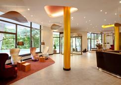 施泰根貝格爾公園不倫瑞克酒店 - 布倫瑞克 - 大廳