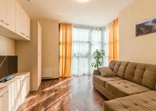 普爾科沃園公寓式酒店