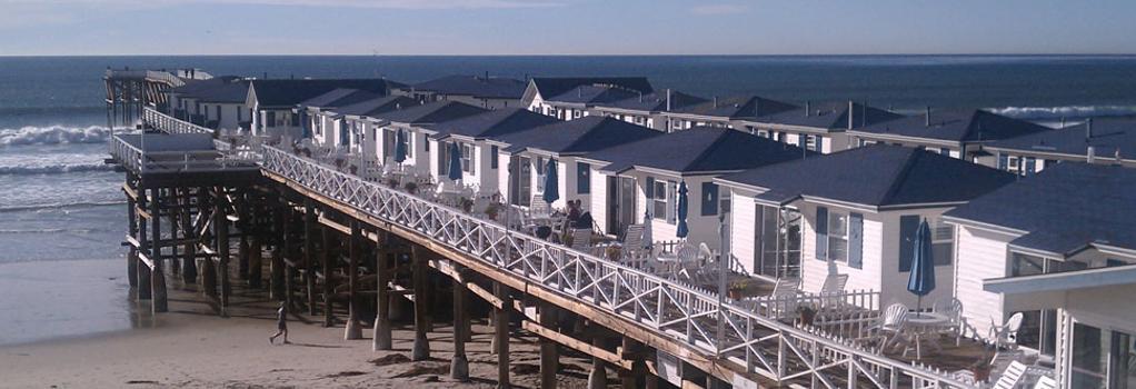 Crystal Pier Hotel & Cottages - 聖地亞哥 - 建築