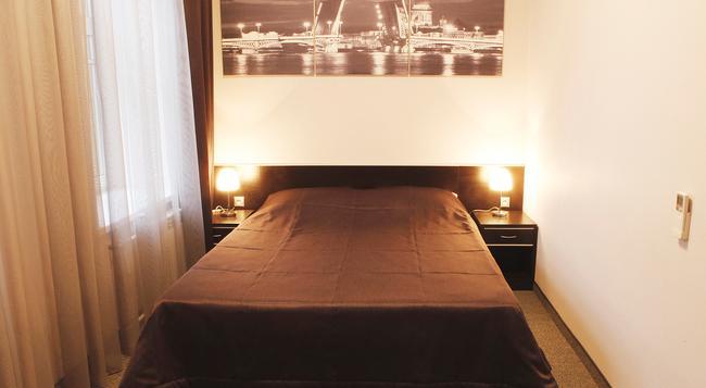 Mary Hotel - 聖彼得堡 - 臥室