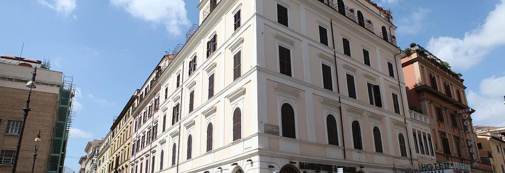 Impero Hotel Rome - 羅馬 - 建築