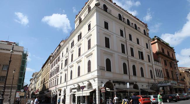 Impero Hotel - 羅馬 - 建築