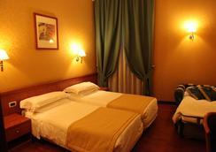 因佩羅酒店 - 羅馬 - 臥室
