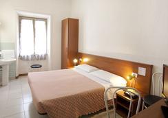 瑪莎拉酒店 - 羅馬 - 臥室
