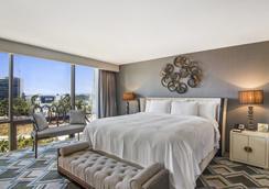 洛杉磯市區酒店 - 洛杉磯 - 臥室
