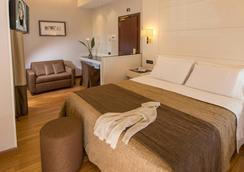 牛津酒店 - 羅馬 - 臥室