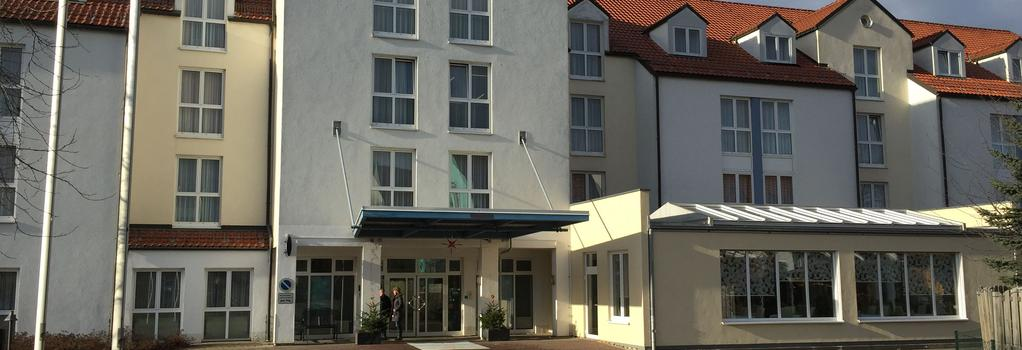 H+ Hotel Erfurt - 愛爾福特 - 建築