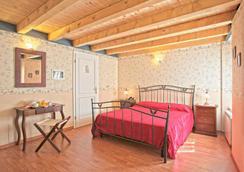 Hotel Capitelli - 的里雅斯特 - 臥室