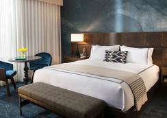 凡贊德特金普頓酒店 - 奧斯汀 - 臥室