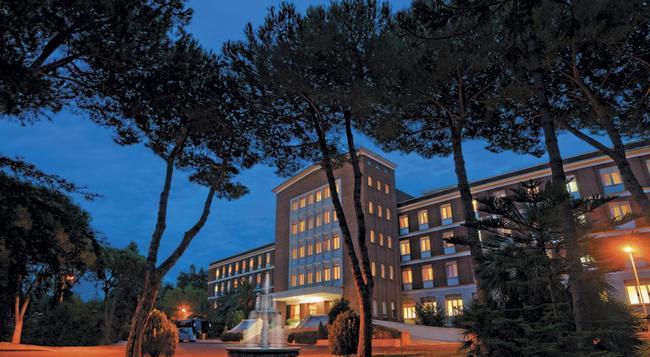 Green Park Hotel Pamphili - 羅馬 - 建築