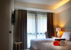 庫塔雪絨花精品酒店 - 庫塔 - 臥室
