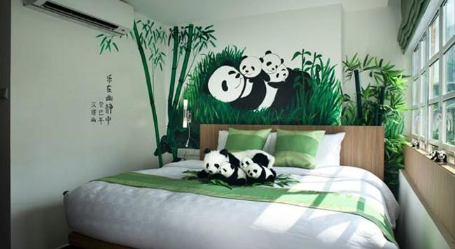 Hotel Clover The Arts - 新加坡 - 臥室