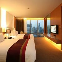 Sivatel Bangkok Guest Room