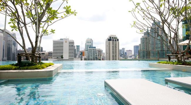 Sivatel Bangkok - 曼谷 - 游泳池