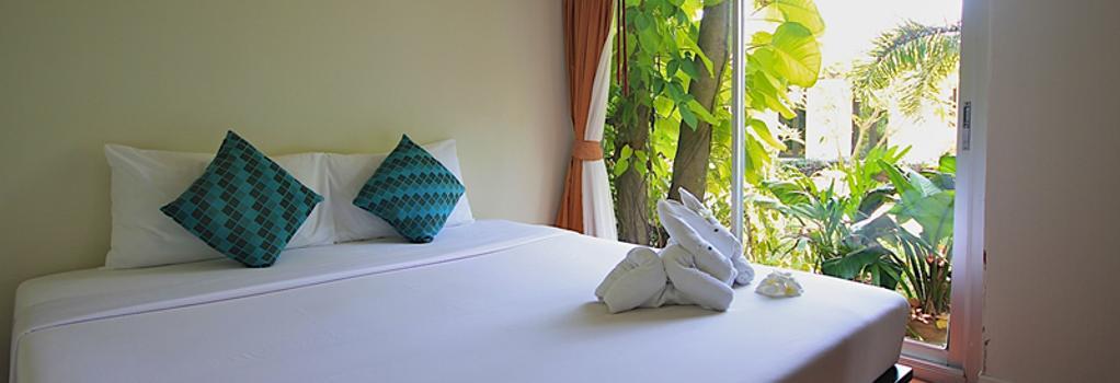 Lamai Wanta Beach Resort - 蘇梅島 - 臥室