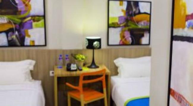 Zpad Residences - Tacloban City - 臥室