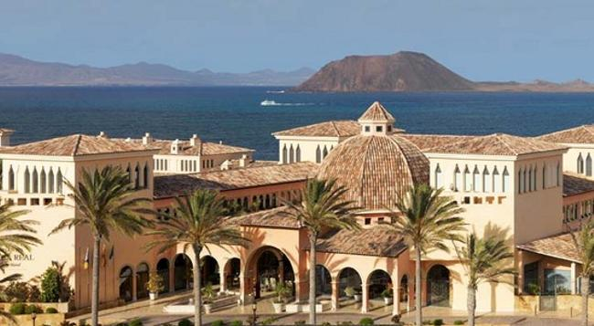 Gran Hotel Atlantis Bahia Real G.L. - 科拉雷侯 - 建築