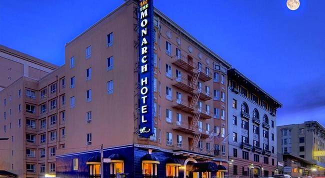 Monarch Hotel - 三藩市 - 建築