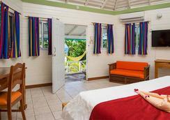 聖莎拉克里夫水療度假酒店 - 尼格瑞爾 - 臥室