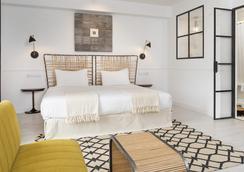7島酒店 - 馬德里 - 臥室